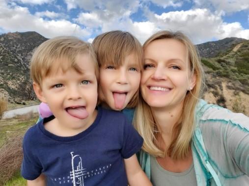 hiking altadena with kids (Small) (Custom)